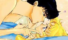 Mamoru & Usagi Manga
