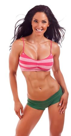 model Lori lust fitness