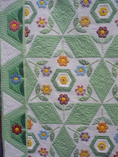I like the quilting treatment on this one.