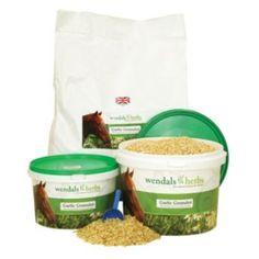 Wendals Herbs Garlic Granules - Horse.com