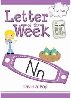 Phonics Letter of the Week N