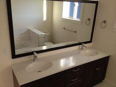 Sinks, Double Vanity, Bathroom Lighting, Mirror, Furniture, Home Decor, Homemade Home Decor, Bathroom Vanity Lighting, Utility Room Sinks