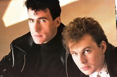 Orchestral Maneuvers in the Night (OMD)