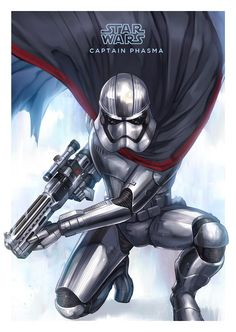 Captain Phasma Star Wars