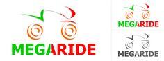 Creazione Logo vettoriale per evento Megaride