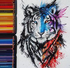 30 best watercolor pencil art images on pinterest pencil drawings