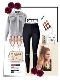 """Something"" by cupcakedoh on Polyvore featuring moda, Post-It, WithChic, Dolce&Gabbana, Accessorize, Casetify, Smith & Cult, Marc Jacobs e NARS Cosmetics"