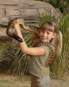 Bindi, Australia Zoo, Sunshine Coast
