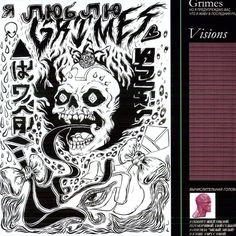 Check out Grimes VISIONS (Vinyl) on @Merchbar