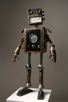 Robot Art | The Awesomer | Awesome Stuff