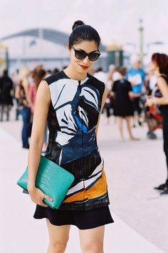 Fashion Week SS and Helena (Vanessa Jackman) Paris Fashion Week SS and HelenaParis Fashion Week SS and Helena Star Fashion, Womens Fashion, Paris Fashion, Street Fashion, Caroline Issa, Divas, Fashion Killa, Fashion Trends, Fashion Models