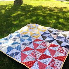 Five free quilt projects featuring Amy Smart's Gingham Girls fabric collection from Penny Rose Fabrics - including one from Jenny Doan!
