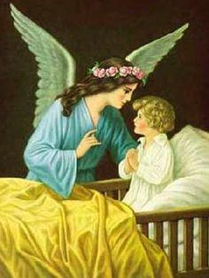 Reiki Angelico :: Angelology: alquímico: Angel of Light Center. Mom In Heaven, Angels In Heaven, Heavenly Angels, Archangel Raphael, Archangel Gabriel, Reiki Angelico, Gardian Angel, Catholic Pictures, Victorian Halloween