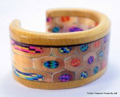 Colored Pencil Cuff Bracelet Color Pencil Jewelry Cuff Style