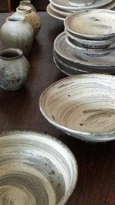 Really Rustic Kitchen Designs| Serafini Amelia| Rustic Pottery Dish Set