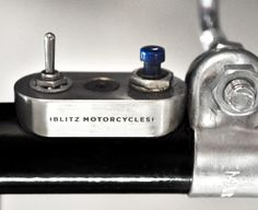 Custom W650 by Blitz Motorcycles