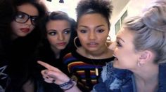 little mix Radio 1 Little Mix Perform How Ya Doin'? on the Radio 1 Breakfast Tour - Google Search
