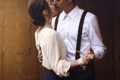 Grace & Austin by Andrea Rose