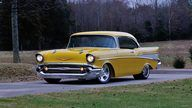 1957 Chevrolet Bel Air Resto Mod 572 CI, Professional Build presented as lot S210 at Kissimmee, FL 2015 - thumbail image1