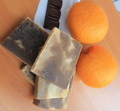 Bar soap Сhocolate and Sweet Orange from ShopGreenJoy! -------------------------------------------------------------------------------------- 100%