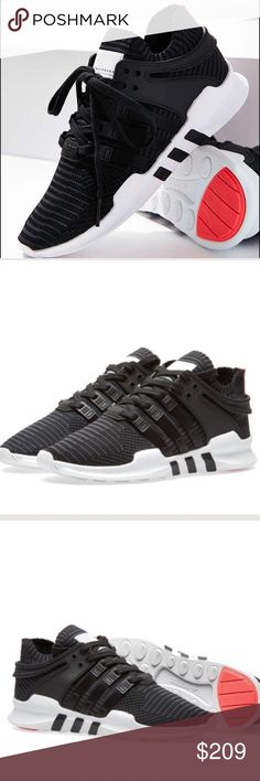 Adidas EQT support 93/16 Adidas EQT Support ADV PK Turbo Red BB1260 Primeknit . Brand new with tag . Never been worn . (Men size-5.5,/Women-6.5) and (Men-size 6.5/Women size-7.5) Adidas Shoes Sneakers