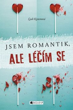 Czech cover of The Romantics by Leah Konen