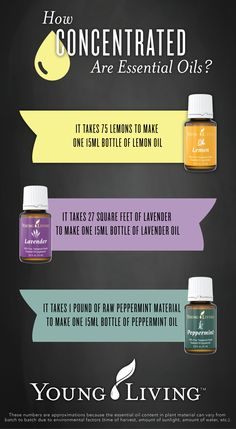 #YoungLiving #EssentialOils are highly concentrated ORDER OILS HERE: http://www.nextgencounseling.com/Young-Living-Oils-for-Wholesale-Prices