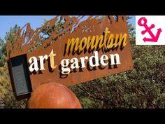 [FULL HD] Sehenwertes Nahe Idyllwild Dore's Mountain Art Garden in Kalifornien