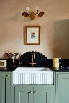 Home Design, Küchen Design, Interior Design, Design Trends, Design Ideas, Notting Hill, Matilda, Bed Nook, Decoracion Vintage Chic