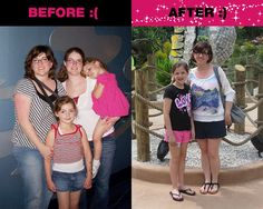 Weight Loss Success Story:  Anessia Foley