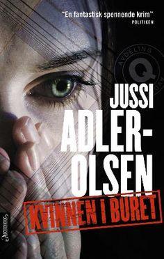 """Jussi Adler-Olsen """"Kvinnen i buret"""""""