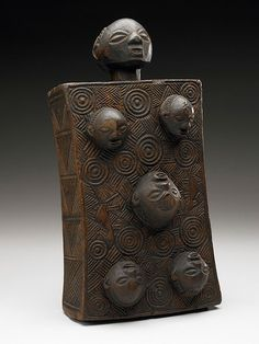 Lukasa Memory Board...On the Water - Living in the Atlantic World, 1450-1800: Forced Crossings