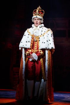 "When Jonathan Groff walked onstage as King George and slayed with his hilarious number and brilliant sass. 10 Times I Lost My Sh*t Watching ""Hamilton"" The Musical Hamilton Broadway, Hamilton Musical, Hamilton Soundtrack, Hamilton Star, Alexander Hamilton, Theatre Nerds, Musical Theatre, Broadway Theatre, Jonathon Groff"