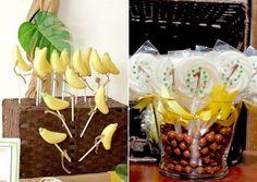 Banana treats
