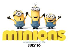 60. Minions got their own movie that was released on July 10, 2015, obviously named Minions. #factsaboutminions