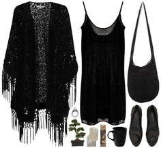 """polyvore-gore: """"Tranquil """""""