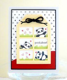 Pretty Pink Posh   I   Happy Pandas