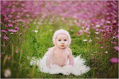 Okinawa Baby Photographer baby bonnet