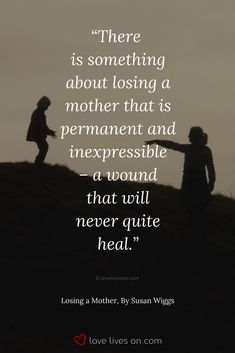 This remembering Mom quote perfectly puts into words the profound and lasting effect that the loss of a mother can have. Click to read 21+ more beautiful remembering Mom quotes to use in a eulogy, sympathy card, condolence message or funeral service. Funeral Quotes | Remembering Mom Quotes | Funeral Peoms For Mom | Tribute To A Mother Has Passed Away