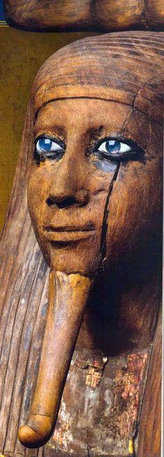Statua del Ka del Faraone Auibra Hor