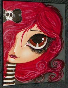 acrylics 8x10 canvas www.facebook.com/meganksuarezfineart