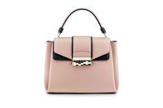 30 must-see top-handle bags | Bulgari top-handle bag [Photo: Courtesy]