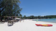 Choeng Mon Beach - #Kohsamui #Thailand #Holiday. Located on the north east coast lines with Thai rustic restaurants and up market resorts either end. A perfect swimming beach for all the family.