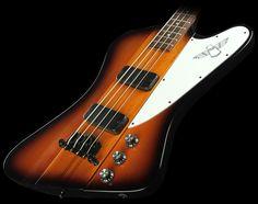 Gibson Thunderbird IV Bass Vintage Sunburst | The Music Zoo