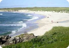 Sunny Isle of Tiree perfect for relaxing.