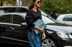 Fall Outfit Inspiration - PFW Street Style Photos 2016