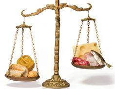 Lo schema per la dieta metabolica e il calcolo delle calorie settimanali