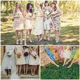 Image detail for -Floral Bridesmaid Dresses | Two Delighted