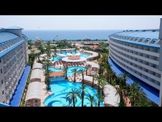 Crystal Admiral Resort Suites & Spa Side Turkey