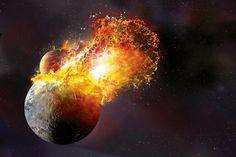 La naissance du système solaire, des planètes et des lunes en images - National Geographic France